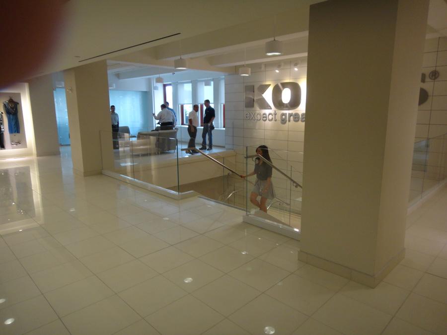 Kohl's design Center 1